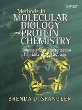 Methods in Molecular Biology and Protein Chemistry : Cloning and...