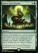Green Sun's Zenith FOIL | NM | Eternal Masters | Magic MTG