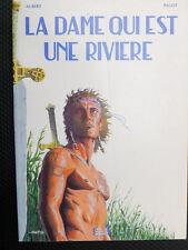 PAGOT La Dame qui est une rivière EO