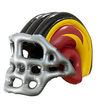 Gridiron Football Americano Nfl Usa Super GONFIABILE Casco per adulti