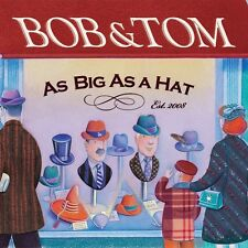 Bob and Tom As Big As A Hat 3 CD & 1 DVD 2008 set NEW!