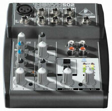 NEW DJ Recording Mixer.Preamp Mic.Musical Studio Gear.EQ.British Sound.2 Band.
