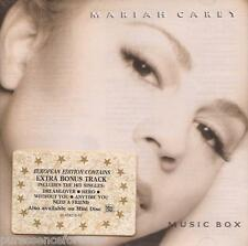 MARIAH CAREY - Music Box (EU/UK 11 Track CD Album)