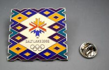 Salt Lake 2002 Olympics Limited Edition Collector's Pin 1322/2000
