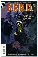 •.•  B.P.R.D: THE UNIVERSAL MACHINE / BPRD • Issue 5 • Dark Horse Comics
