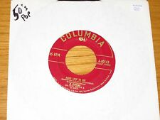 "HIT POP 45 RPM - JO STAFFORD - COLUMBIA 40143 - ""MAKE LOVE TO ME"""