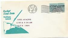 10/8/64 Nike-Apache Rocket Launched Wallops  Is. Va.
