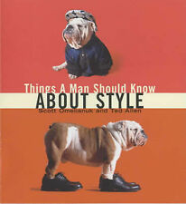 Things a Man Should Know About Style,GOOD Book