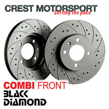 FORD Sierra RS Cosworth 2WD inc. RS500 BLACK DIAMOND Combi Front Brake Discs