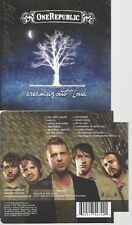 CD--ONEREPUBLIC -- -- DREAMING OUT LOUD