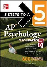 5 Steps to a 5 AP Psychology for your iPod with MP3 Disk (5 Steps to a 5 on the