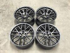 """19"""" Avant Garde M359 Wheels - Gun Metal CONCAVE  BMW 5 / 6 / 7 Series / E9x M3"""
