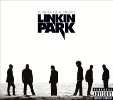 Linkin Park-Minutes to Midnight [PA] [Digipak] (CD, May-2007, Warner Bros.)