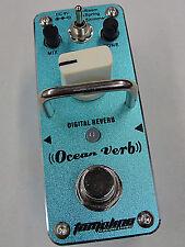 Tom's Line Engineering AOV-3 OCEAN VERB Digital Reverb Guitar Effects Pedal