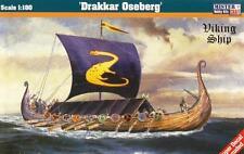 Drakkar Oseberg-Viking 's Velero 1/180 MISTERCRAFT (ex Heller)