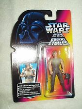 Action Figure Star Wars Power Of The Force POTF Tri Logo Luke Skywalker 4 inch