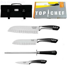 New Culinary Knife Set Japanese Cook Kitchen Knives Professional Chefs Bag Case