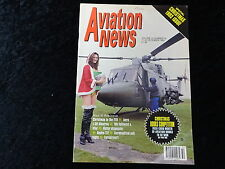 Aviation News Magazine Dec 1993 - l-39, Euroairport, Rodeo 117