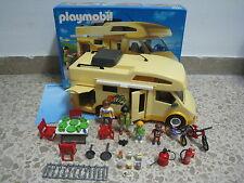 Playmobil - Autocaravana Vehiculo Vacaciones Verano Ocio - 3647 - (COMPLETO) OVP