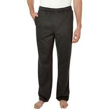 NEW CHAMPION ELITE Men's Relaxed Fit Fleece Pants Charcoal Heather Small