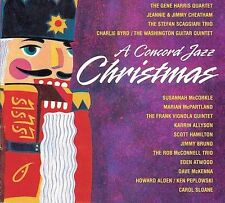 Concord Jazz Christmas 1, New Music