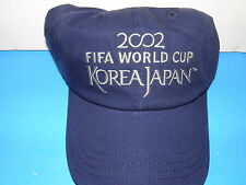 2002 FIFA World Cup Korea Japan  Hat by Adidas (NWT)