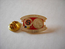 a3 AJAX -  SPARTA PRAHA cup uefa europa league 2007 spilla football calcio pins