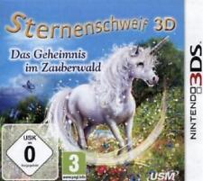 Nintendo 3DS STERNENSCHWEIF Das Geheimnis im Zauberwald  NEU