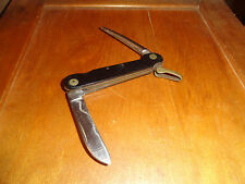 Vintage Camillus Nautical Rigging Knife with Marlin Spike