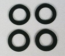 "Neoprene Washer, Gasket (lot of 4) for 3/4"" Bulkhead Fitting"