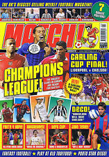 CHAMPIONS LEAGUE / DECO / LIVERPOOL V CHELSEA Match Feb 22 2004 - 5