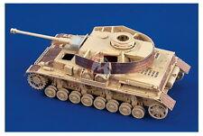 Verlinden 1/35 VP 1775  Panzer IV Zimmerit und Zubehör
