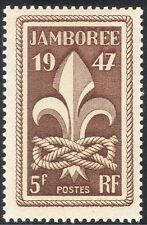 France 1947 Scouts/Scouting/Jamboree/Youth/Leisure 1v (n26603)