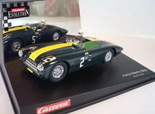 Carrera Evolution 132 Nr.25433 Aston Martin DB 3 Historic Racer in Box #421