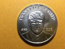 President Elect Donald Trump 1 oz .999 Silver Coin Make America Great Again RNC