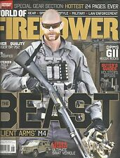 World of Firepower magazine Salient Arms M4 DPMS G11 Holsters Bipods buyer guide