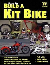 HOW TO BUILD A KIT BIKE - CHOPPER, CUSTOM MOTORCYCLE BOOK