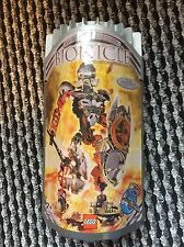 Lego Bionicle Toa Norik New Sealed