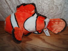 "10""   Finding Nemo Plush Dolls Toys Clown Fish Disneyland Walt Disney World"
