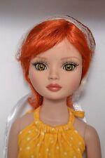 """Wilde Imagination Essential Ellowyne Seven REDHEAD 16""""  Dressed Doll NEW"""