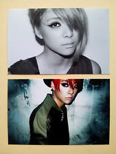 "FX F(x) Official Photo by SM Entertainment from 'Red Light""- Amber Set (New)"