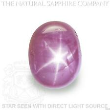Natural Untreated Star Ruby, 5.48ct. (S2248)