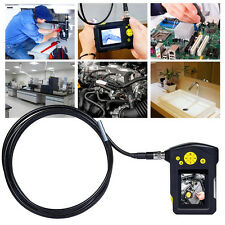 "2.7"" LCD Digital HD Snake Camera 5.5mm Drain Pipe Inspection Endoscope Borescope"