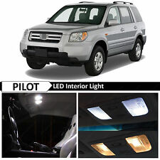18x White Interior LED Lights Package Kit 2006-2008 Honda Pilot + TOOL