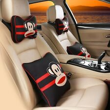 Paul Frank Car Seat Head Rest Neck  Pillows 1pc
