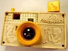 Fisher Price Picture Story Camera Vintage 1960's Toy 784