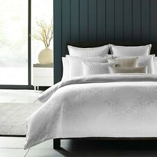 Hudson Park Gabrielle Quilted King Coverlet White T464