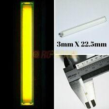 Betalight Tritium Self Illumination Grow Marker Stick Isotope 22.5mm Yellow 1pc