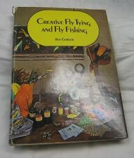 Creative Fly Tying and Fly Fishing by Rex Gerlach / 1st Print