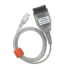K+CAN K+DCAN USB Cable Interface With FT232RL Chip For BMW INPA Diagnostic Tool